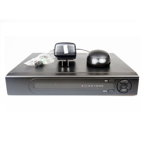 Wdm CCTV 8chs H. 265+ 6 in 1 Video Security Surveillance Network Ahd DVR pictures & photos