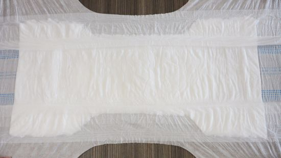 Plus-Size China Factory Price Disposable OEM 3D Leak Proof Adult Diaper