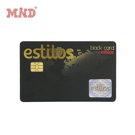 Smart Proximity Blank Copy Contact IC Chip Card pictures & photos