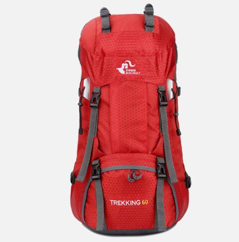 60L Hiking Backpack Outdoor Waterproof Climbing Camping Hiking Backpack