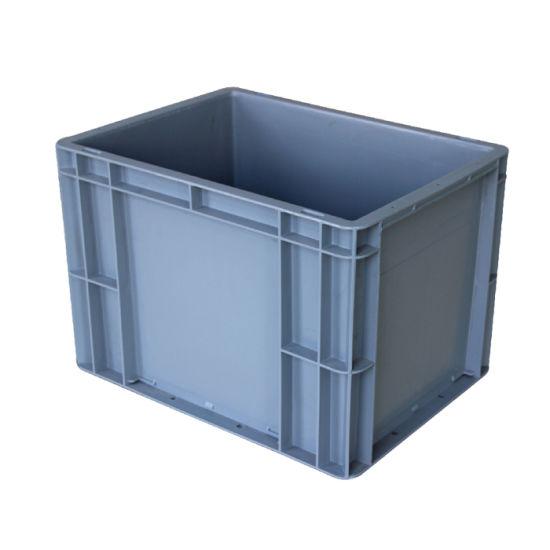 4030A EU Standard Plastic Turnover Box/Crate Industrial Plastic Turnover Logistics Box for Storage
