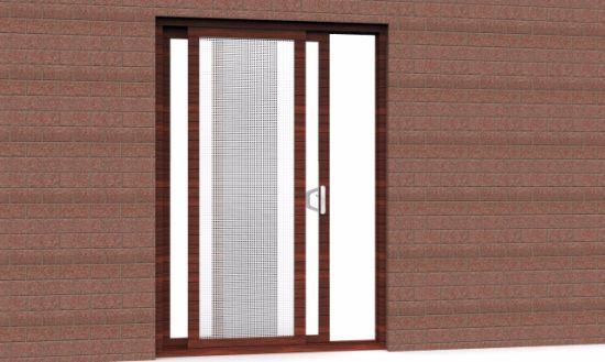 China Double Glazing Customized Aluminum Glass Sliding Doors China