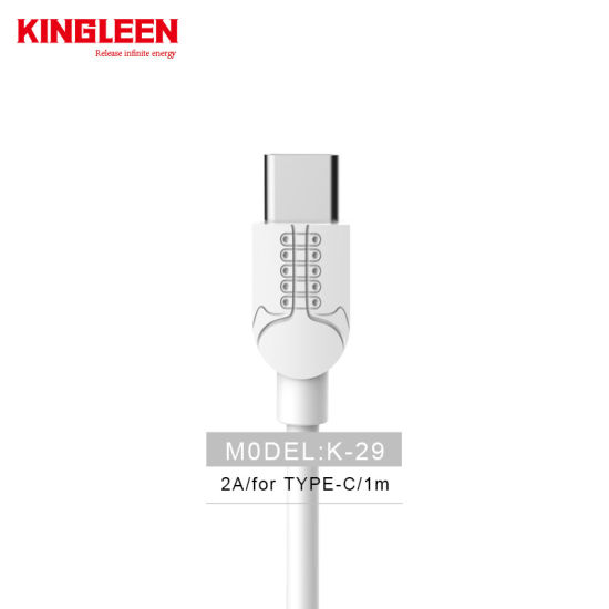 2.0A Output Data USB Cable for Type-C High Quality