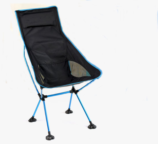 Lightweight Aluminum Folding Fishing Deck Chair Ech 09b