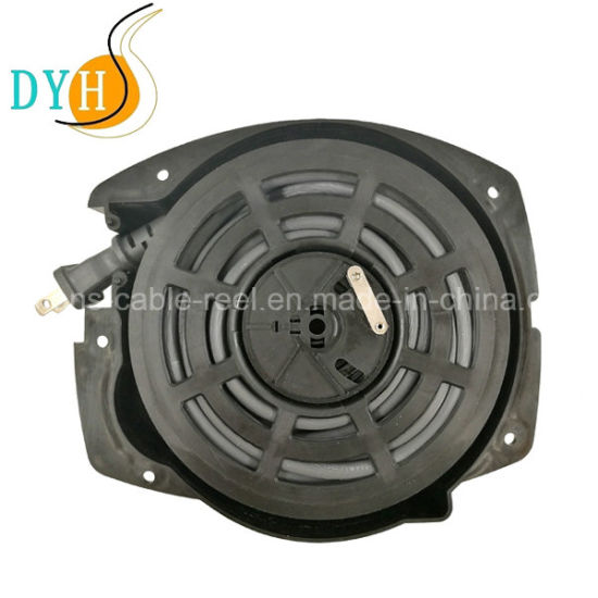 Retractable Power Cord Cable Reel for Vocuum Clearer