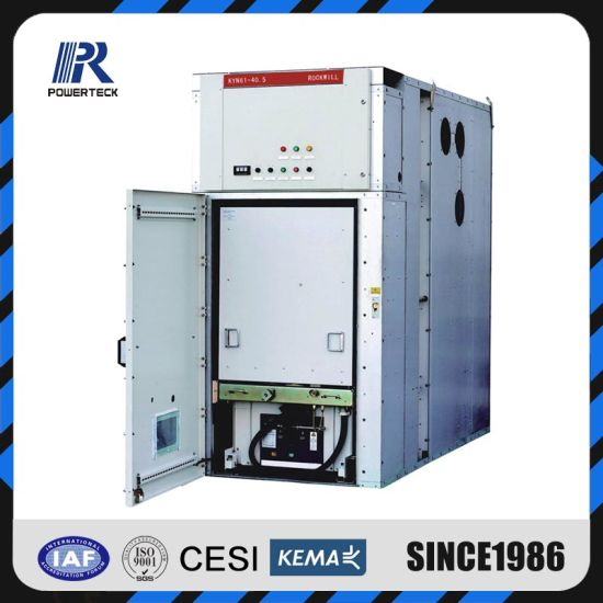 Kyn61-40.5 Type Electrical Switchgear and Medium Metal Switchgear Zs3.2 36kv pictures & photos