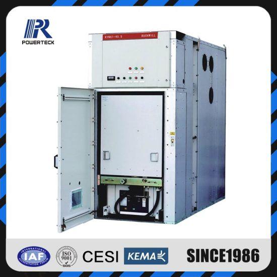 Kyn61-40.5 Type Electrical Switchgear and Medium Metal Switchgear
