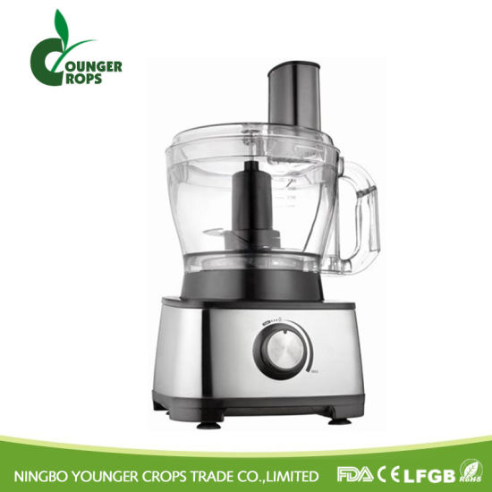 Food Processor Chopper Multi Mixer Combo With Chopping Blade And Shredder Attachments