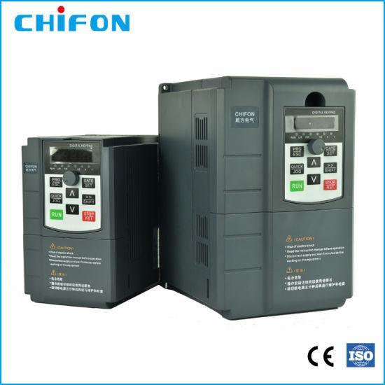 Functional Energy Saving Single Phase 220V VFD with Ce