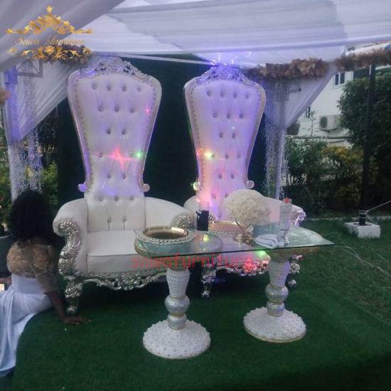 China Love Seat Wedding Chairs King Throne Chair Rental