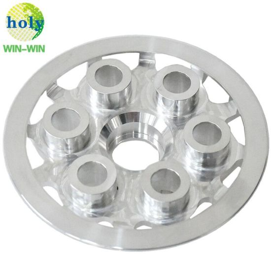 High Quality OEM Ducati 7075aluminum Pressure Plate and Clutch Basket CNC Machining Steel Hardware Tools for Motorcycle Spare Parts