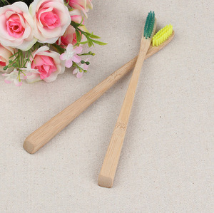 High Quality Personal Bamboo Toothbrush