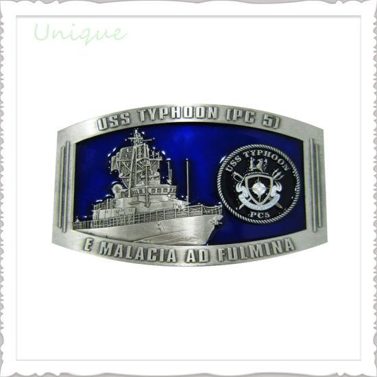 Typhoon Plan View Enamel Lapel Pin Badge