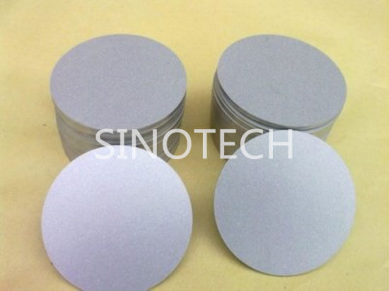 Square and Round Sintered Stainless Steel Fiber Product 2