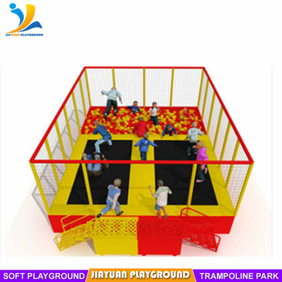 Trampoline Park Manufacturers, Kids Indoor Play Area, Shipping World-Wild