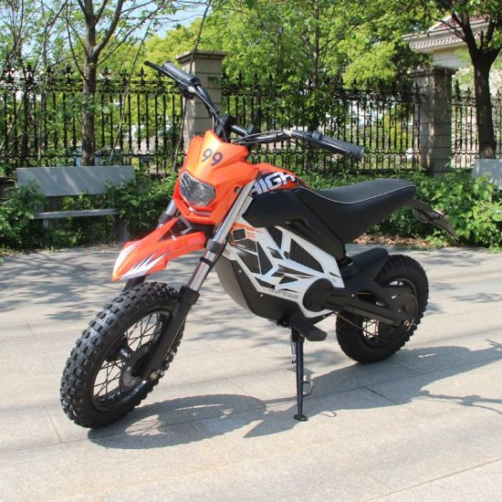off Road Dirt Electric Motorcycle pictures & photos