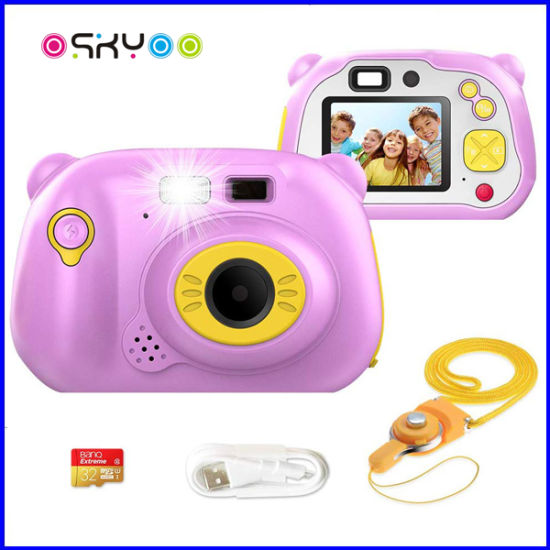 Kids Digital Cameras for Children Video Record Electronic Toy Birthday Christmas Gifts pictures & photos
