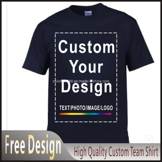 China Wholesale Summer Quick Dry Customized T Shirt Custom Blank T-Shirt for Election Customization