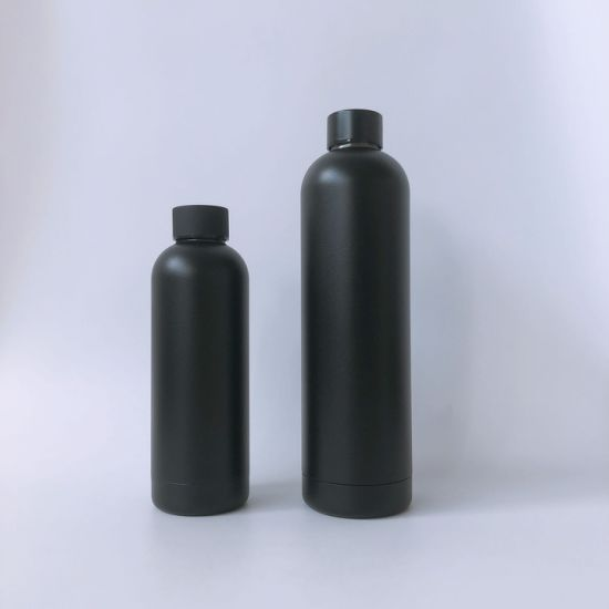 Double Wall Thermos Insulated Sports Drinking Vacuum Flask Satinless Steel Swell Water Bottle