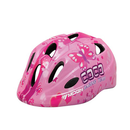 Carton Bicycle Kids Helmet for Safety Cycling (VHM-060)