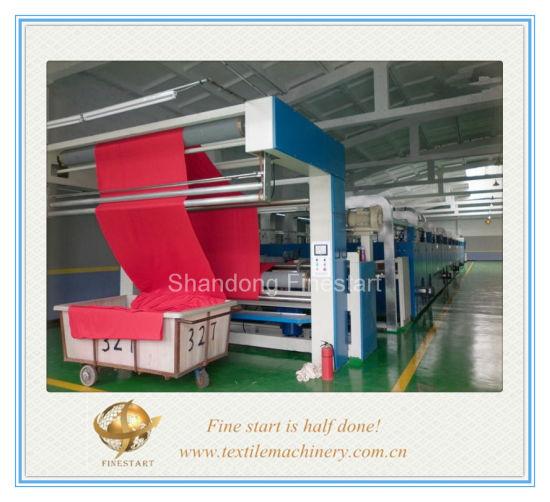 Textile Finishing Machine Heat-Setting Stenter Machinery