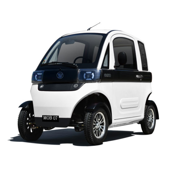 2019 3 Seat Full Closed The Four Round Electric Car Vehicle