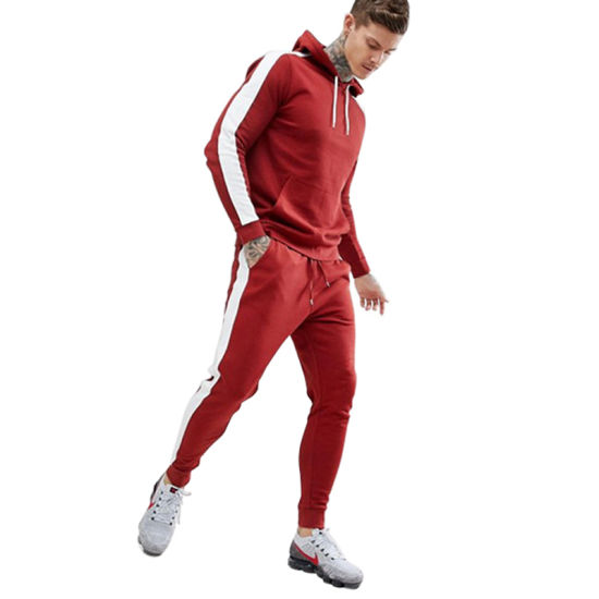 2019 New Style Blank Tracksuits for Men Wholesale Blank Tracksuits