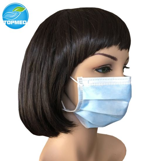 China Face - In Made Mask Surgical Hospital Customize