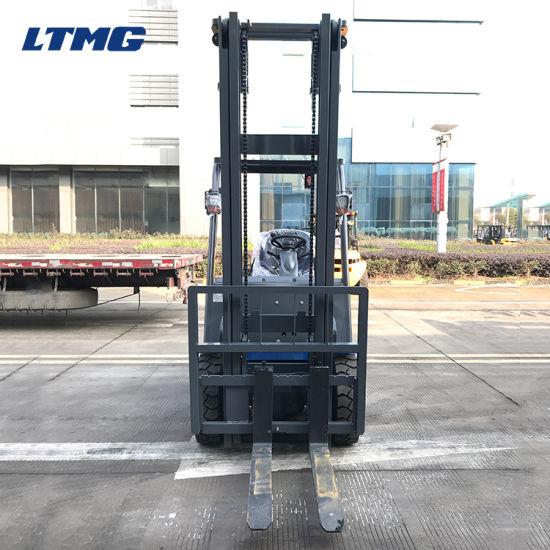 Full Electric 2.5 Ton Battery Power Forklift Truck