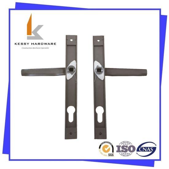 Aluminium Lever Handle Door Handle for South Africa Market