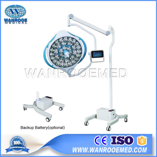 Aled7500 Medical Equipment Surgical LED Shadowless Operation Lamp Price