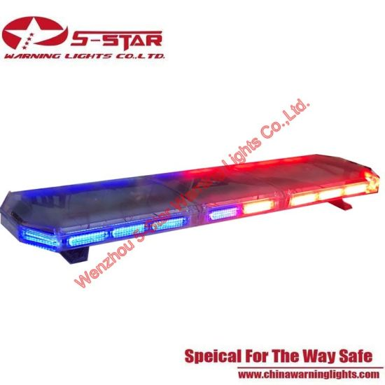 248 PCS 3W 48 Inches Police Ambulance LED Warning Lightbar pictures & photos