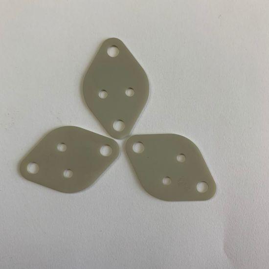170W/M. K Laser Cutting Aluminum Nitride Ceramic Parts