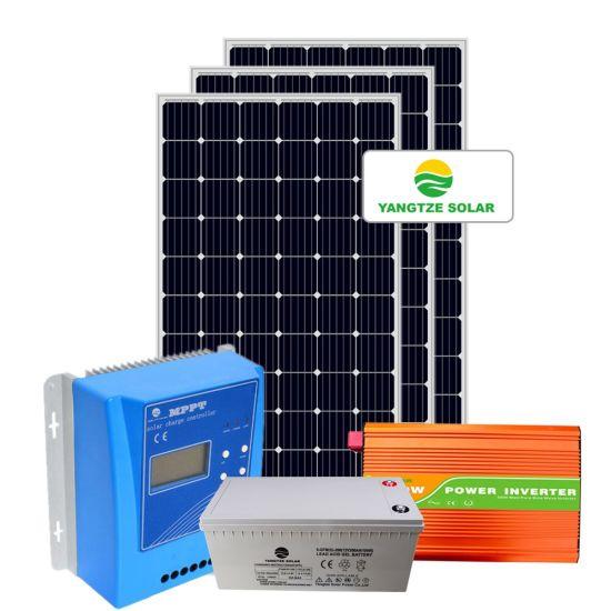 220V 230V 240V AC 5000W Solar System Dubai for Sale