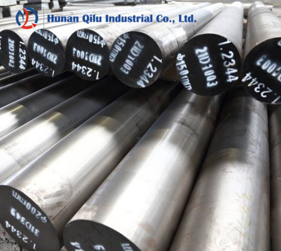 Forged Alloy Steel Round Bar pictures & photos