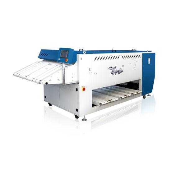 High Speed Bath Towel Folding Machine
