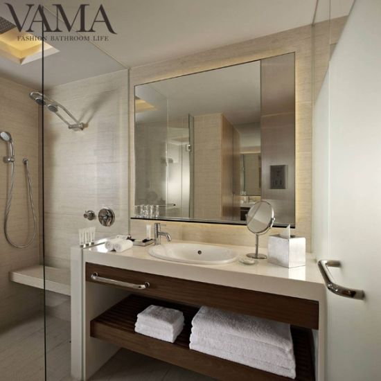 China Vama Australia Modern Bathroom Vanity 5 Star Hotel Furniture China Hotel Bathroom Furniture Custom Made Bathroom Vanity
