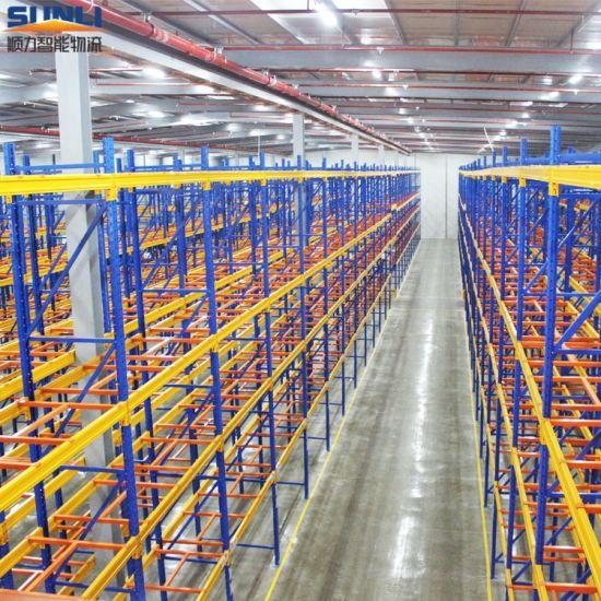 3000kg Warehouse Heavy Duty Shelf Rack with Pallet Storage