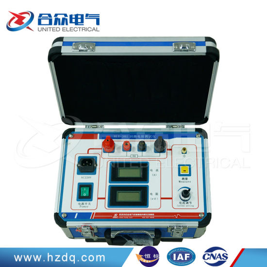 China Manufacturer Auto High Voltage Switch Contact Resistance Tester