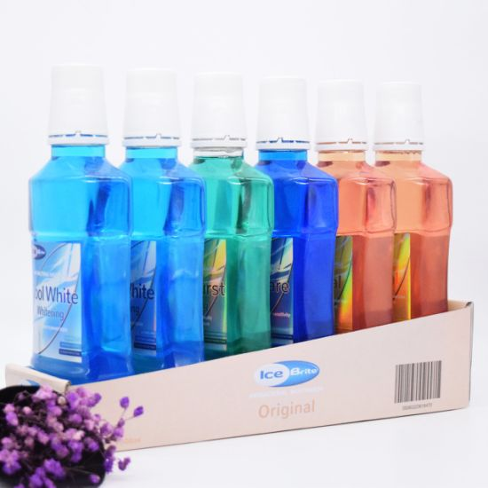 OEM Mouth Wash Multipourpose Mouthwash for Best Dental Care pictures & photos