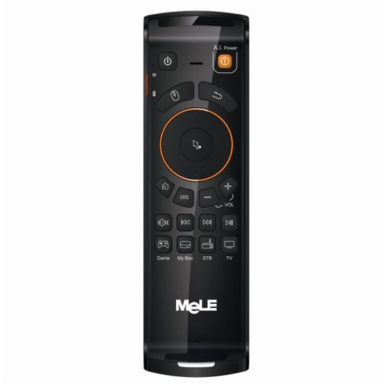 2016best Selling 2.4G Air Mouse for Android TV Box Mele F10 PRO Remote Control Fly Mouse pictures & photos