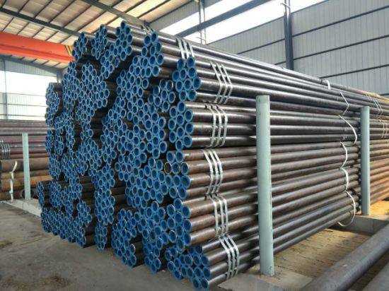 API 5L Gr. B/A106 Gr. B Line Seamless Pipe pictures & photos