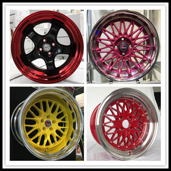 New Design Car Alloy Wheel 10-30 Inch pictures & photos
