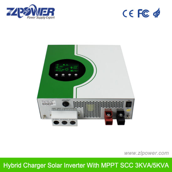 5000W Hybrid Solar Power Inverter Pure Sine Wave Power Inverter pictures & photos