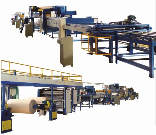 High Productive Honeycomb Paperboard Automatic Production Machine/Line with Competitive Price