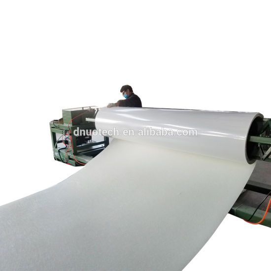 Fiberglass Strand Mat Material Van Truck Body Plain Side Sheet Making Machine