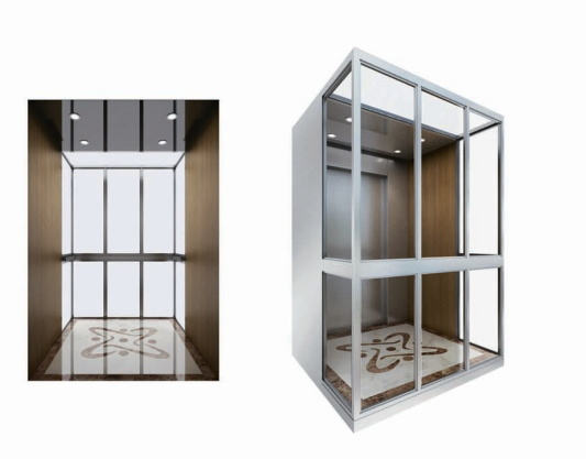 Observation Elevator for Shopping Mall and Office Building pictures & photos