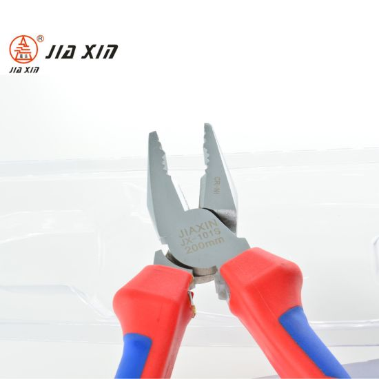 Energy Combination Cutting Pliers, Hardtool Cutting, Saving Energy Pliers pictures & photos