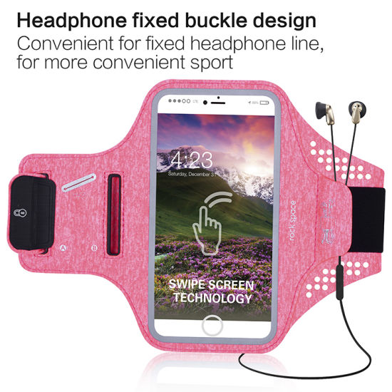 New Style Fabric Sport Phone Arm Band pictures & photos