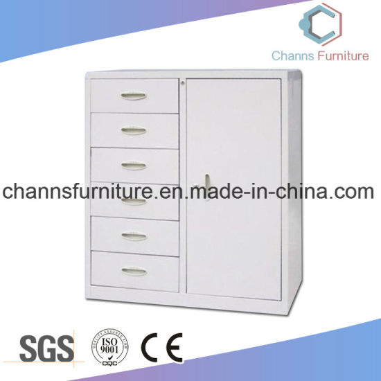 High Quality 6 Drawer Metal Office File Cabinet